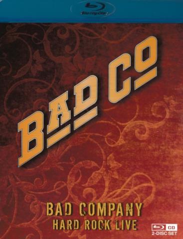 "Bad Company ""Hard Rock Live"""