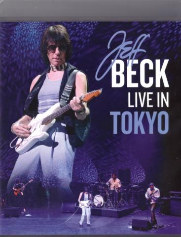 "Jeff Beck ""Live In Tokyo"""