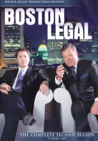 Boston Legal: Season Two