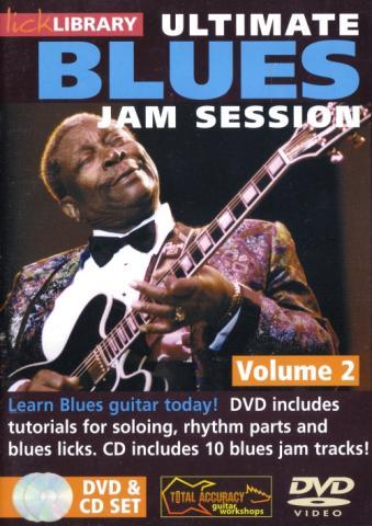 "Stuart Bull ""Ultimate Blues Jam Session Volume 2"""