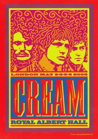 "Cream ""Royal Albert Hall"""