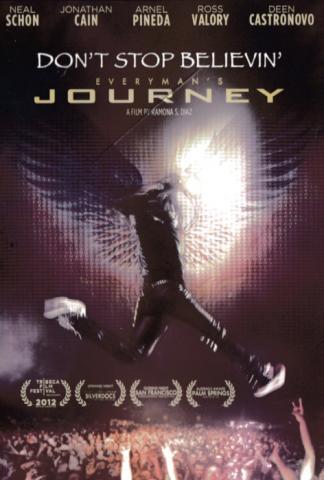"Journey ""Don't Stop Believin'"""