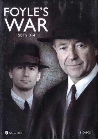 Foyle's War: Sets 3-4