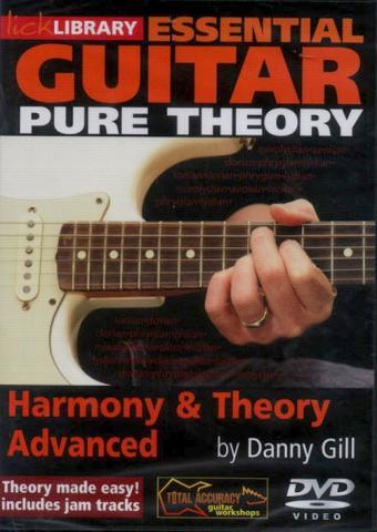 "Danny Gill ""Harmony And Theory Advanced"""