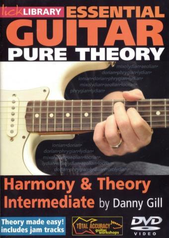 "Danny Gill ""Harmony And Theory Intermediate"""