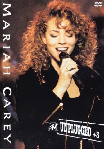 "Mariah Carey ""MTV Unplugged +3"""