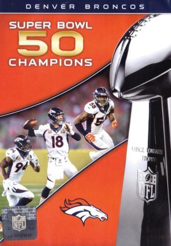 NFL Films Super Bowl 50 Champions