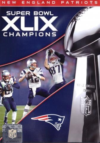 NFL Films Super Bowl XLIX Champions