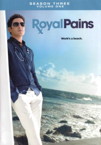 Royal Pains: Season Three Volume One