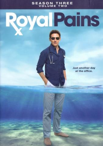 Royal Pains: Season Three Volume Two