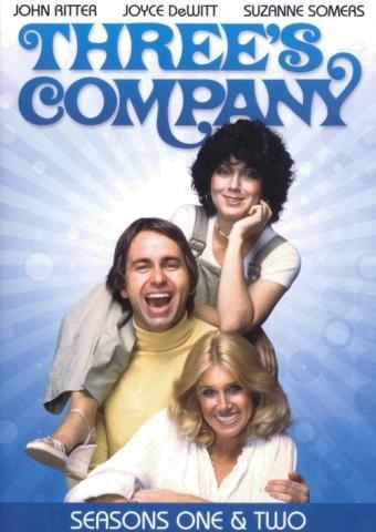 Three's Company: Seasons One And Two