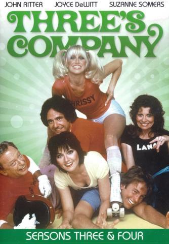 Three's Company: Seasons Three And Four