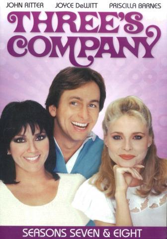 Three's Company: Seasons Seven And Eight