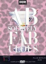 Absolutely Fabulous: Series 1 To 3