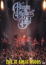 "Allman Brothers Band ""Live At Great Woods"""