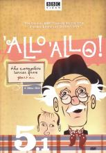 'Allo 'Allo: The Complete Series Five Part Un