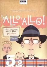 'Allo 'Allo: The Complete Series Five Part Deux