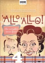 'Allo 'Allo: The Complete Series Four