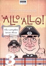 'Allo 'Allo: The Complete Series Three
