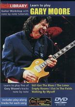"Richard Barrett ""Learn To Play Gary Moore"""