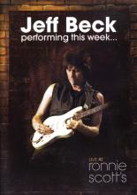 "Jeff Beck ""Performing This Week: Live at Ronnie Scott's"""
