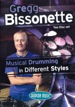 "Gregg Bissonette ""Musical Drumming In Different Styles"""