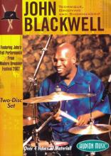 "John Blackwell ""Technique, Grooving And Showmanship"""