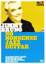 "Jimmy Bruno ""No Nonsense Jazz Guitar"""