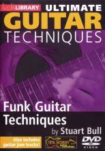 """Stuart Bull """"Funk Guitar Techniques"""""""