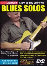 "Stuart Bull ""Learn To Play Your Own Blues Solos"""
