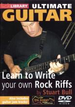 "Stuart Bull ""Learn To Write Your Own Rock Riffs"""