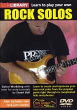 "Stuart Bull ""Learn To Play Your Own Rock Solos"""