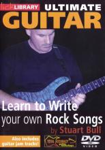 "Stuart Bull ""Learn To Write Your Own Rock Songs"""