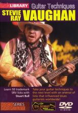 "Stuart Bull ""Stevie Ray Vaughan Guitar Techniques"""