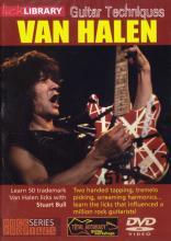 """Stuart Bull """"Van Halen Guitar Techniques"""""""