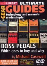 """Michael Casswell """"Boss Pedals"""""""