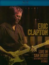 """Eric Clapton """"Live In San Diego"""""""