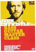 """John Entwistle """"Bass Guitar Master Class"""""""