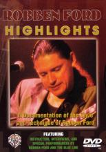 "Robben Ford ""Highlights"""