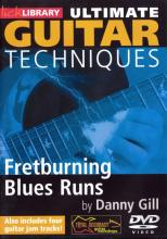 "Danny Gill ""Fretburning Blues Runs"""