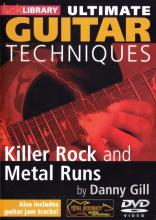 "Danny Gill ""Killer Rock And Metal Runs"""