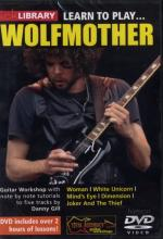 """Danny Gill """"Learn To Play Wolfmother"""""""