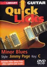 "Danny Gill ""Quick Licks: Jimmy Page: Minor Blues"""