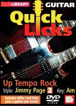 """Danny Gill """"Quick Licks: Jimmy Page: Up Tempo Rock"""""""