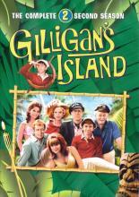 Gilligan's Island: The Complete Second Season