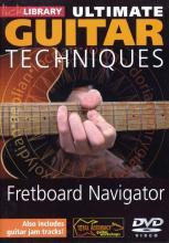 "Jamie Humphries ""Fretboard Navigator"""