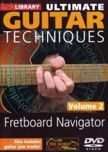 "Jamie Humphries ""Fretboard Navigator Volume 2"""