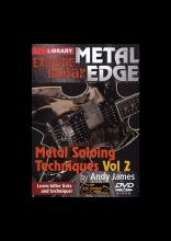 """Andy James """"Metal Soloing Techniques Volume 2"""""""