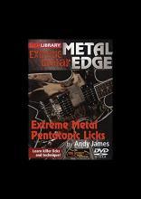 "Andy James ""Extreme Metal Pentatonic Licks"""