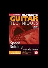 """Andy James """"Speed Soloing"""""""